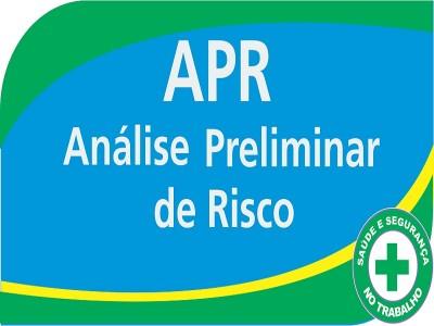Análise de Risco / Análise Preliminar de Risco
