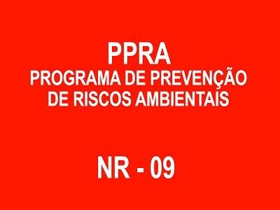Programa de Prevenção de Riscos Ambientais (PPRA)