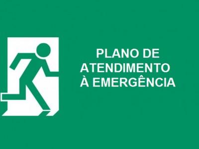 Plano de Atendimento à Emergência (PAE)